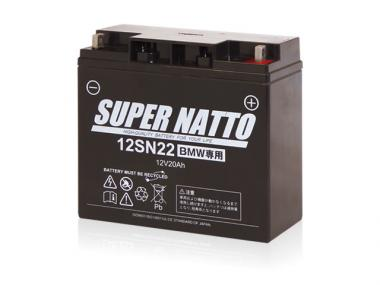 12SN22BMW仕様バイク用バッテリー
