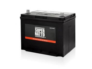 95D26L自動車用バッテリー