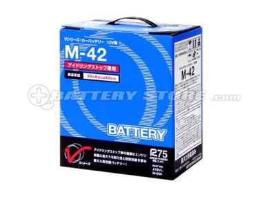 M-42自動車用バッテリー