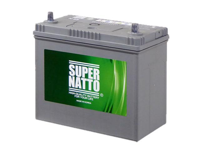 N-65自動車用バッテリー